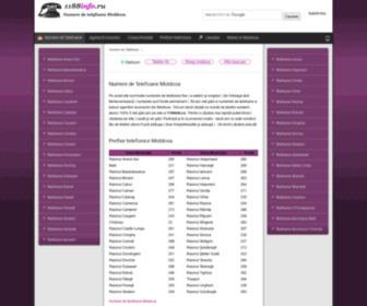 1188info.ru - Numere de Telefoane Moldova  - Numere de telefoane Moldova