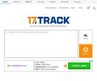 17track.net - 17track.net is the most powerful tracking system of registered postal parcel and international express in China!