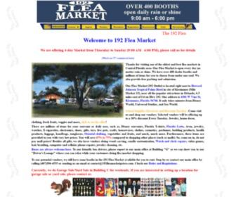 192fleamarketprices.com - 192 Flea Market (Outlet) Near Disney World in Kissimmee and Orlando Florida