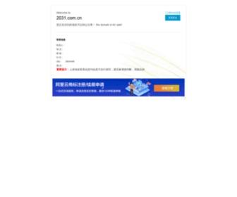 2031.com.cn - 2031.com.cn 域名欢迎咨询!