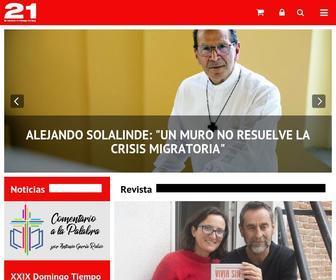 21rs.es - 21rs   La revista cristiana de hoy