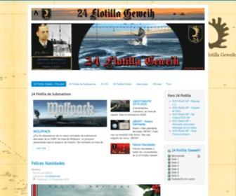 24flotilla.com - 24 Flotilla Geweih - Principal
