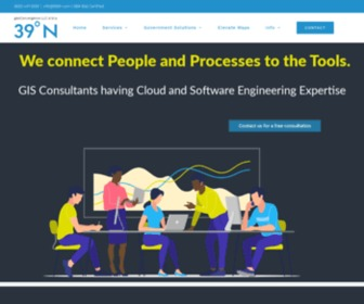39dn.com - 39 DEGREES NORTH – GIS Consultants and Application Developers