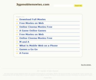 3gpmoblemovies.com - 3gpmoblemovies.com