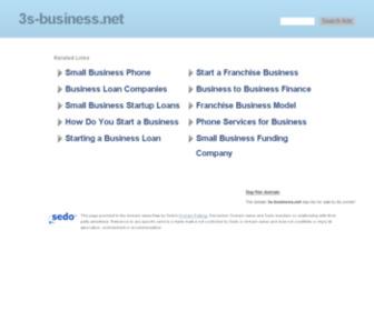 3s-business.net - Адреса сайта изменены