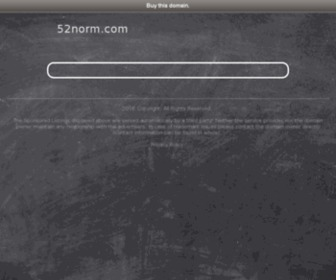 52norm.com - www.52norm.com