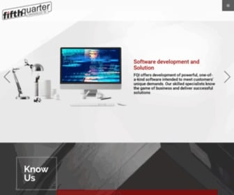 5thquarter.net - Fifth Quarter Infomedia Pvt. Ltd. | Leading Software & Web Development Company in Mumbai