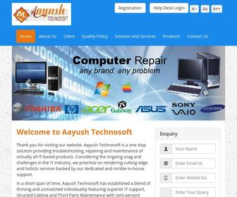 Aayushtechnosoft.com - aayush technosoft