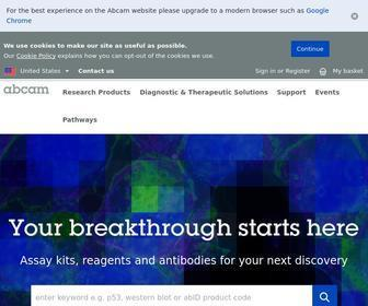 Abcam.com - Antibodies, Proteins, Kits and Reagents for Life Science   Abcam