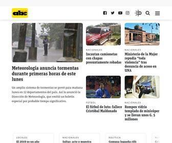Abc.com.py - Noticias de Paraguay y el mundo en ABC Color
