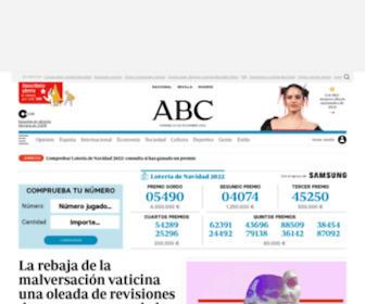 Abc.es - ABC - Tu diario en español - ABC.es