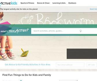 Activekids.com - Find Fun Activities & Things to Do with Kids - Arts, Crafts, Classes, & Lessons | ACTIVEkids