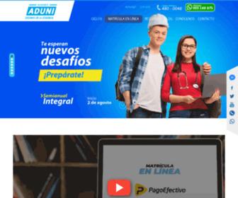 Aduni.edu.pe - Academia Aduni
