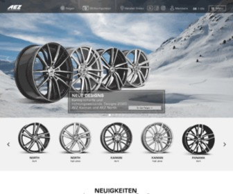 Aez-wheels.com - AEZ Leichtmetallräder - Premium Alufelgen