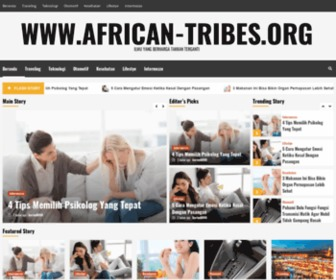 African-tribes.org - African Tribes - Indigenous People of Africa