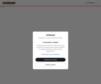 Aftonbladet.se - Aftonbladet: De senaste nyheterna, Sveriges största nyhetssajt