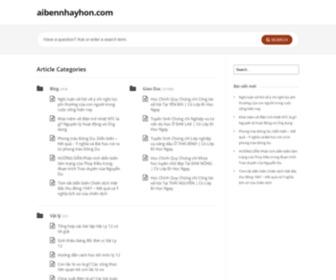 Aibennhayhon.com - aibennhayhon.com