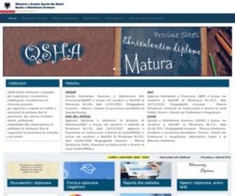 Akp.gov.al - Faqja Kryesore