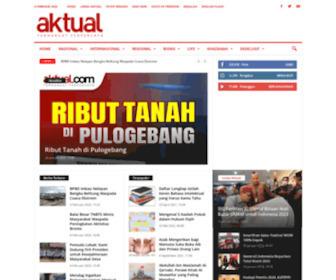 Aktual.com - Aktual.com - Aktual.Com Terhangat Terpercaya