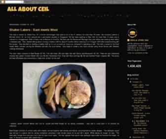 Allaboutceil.com - ALL ABOUT CEIL