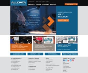 Alldata.com - ALLDATA - OEM Repair Information for Professionals
