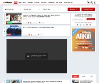 Allkpop.com - allkpop | Breaking K-pop news, videos, photos and celebrity gossip