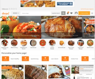 Allrecipe.com - Allrecipes | Food, friends, and recipe inspiration