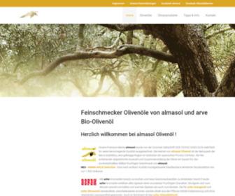 Almasol.de - Infos und Rezepte aus Spanien der Heimat von almasol natives Olivenöl extra