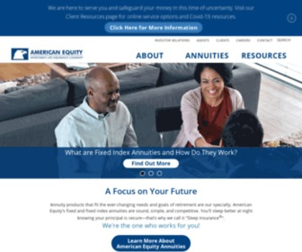 American-equity.com - American Equity Investment Life Holding Company