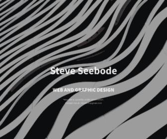 Amplifiedwebdesign.com - Steve Seebode – Web and Graphic Designer