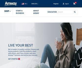 Amway.com - Amway United States | Start Your Own Business | Amway US