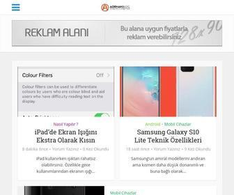 Aorhan.com - Teknoloji Blogu - AORHAN Blog