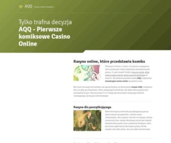 Aqq.com.pl - Progreso