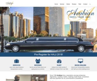 Arabiantc.com - Arabian Travel Trans Corp Arabian Travel Trans Corp - Arabian Travel Trans Corp