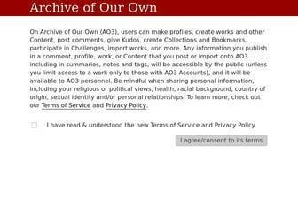 Archiveofourown.org - Home | Archive of Our Own