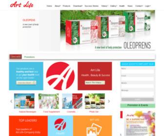Artlifeindia.com - Home - Art Life India