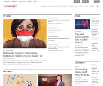 Asiamoney.com - Asia   GlobalCapital