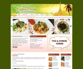 Asianthaicuisine.com - Asian Thai Thai and Chinese Cuisine, Appleton, WI, Garden Shrimp, Sesame Beef, Thai Chili Shrimp, Pad Thai Noodles, Duck Curry. Customer Reviews