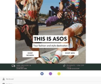 Asos.com - ASOS | Online Shopping for the Latest Clothes & Fashion