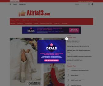 Atirta13.com - SEKOLAH KITA   SEKOLAH KITA