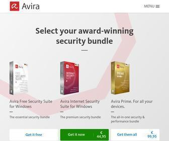 Avira.com - Download Security Software for Windows, Mac, Android & iOS | Avira Antivirus