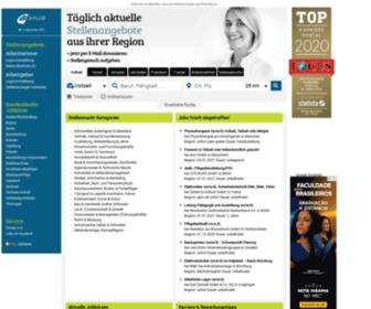 Backinjob.de - Jobbörse mit täglich aktuellen Jobs und Stellenanzeigen aus dem Stellenmarkt von backinjob.de