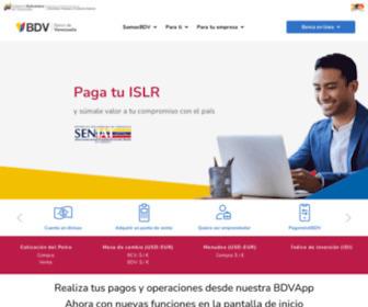 Bancodevenezuela.com - Banco de Venezuela
