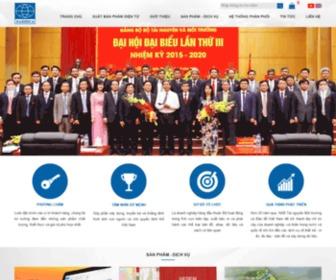 Bando.com.vn - CÔNG TY TNHH MỘT THÀNH VIÊN NXB TÀI NGUYÊN - MÔI TRƯỜNG VÀ BẢN ĐỒ VIỆT NAM
