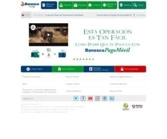 Banesco.com - Banesco Banco Universal