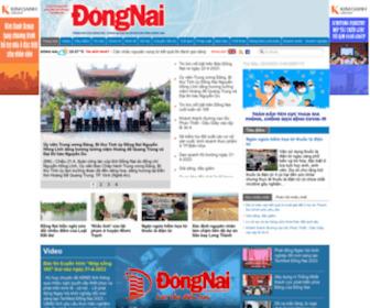 Baodongnai.com.vn - Báo Đồng Nai điện tử