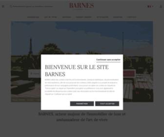 Barnes-international.com - Immobilier de luxe - Paris, Londres, Miami...