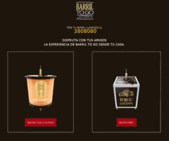 Barriltogo.com - Barril To Go !!