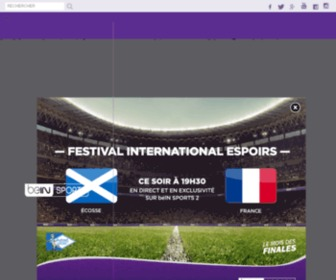 Beinsport.fr - beIN SPORTS France: matchs en direct tv et live streaming !