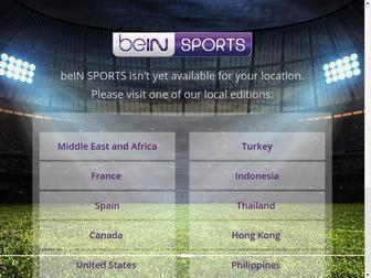 Beinsports.com - beIN SPORTS, your heart will beat sport